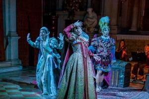 Dido y Eneas, Ópera de H. Purcell